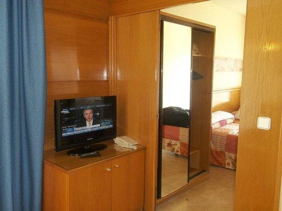 Aparthotel Best Da Vinci Royal: living room
