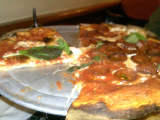 Angelo's Pizza : Great pizza