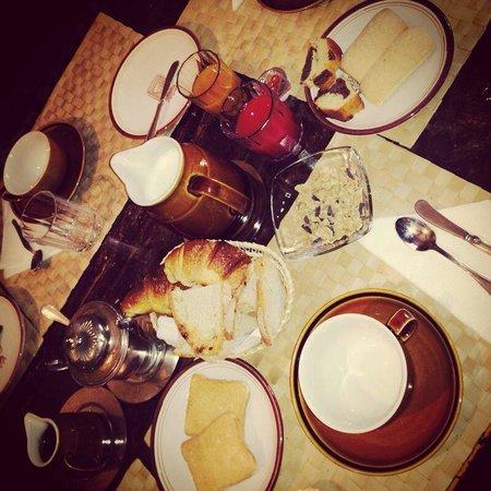 Casa Giulia Country House: La mia colazione :-)