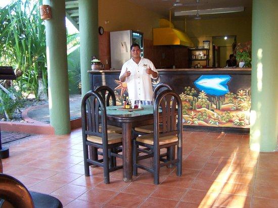 Majahua Palms: Everyone's friend, Marcos