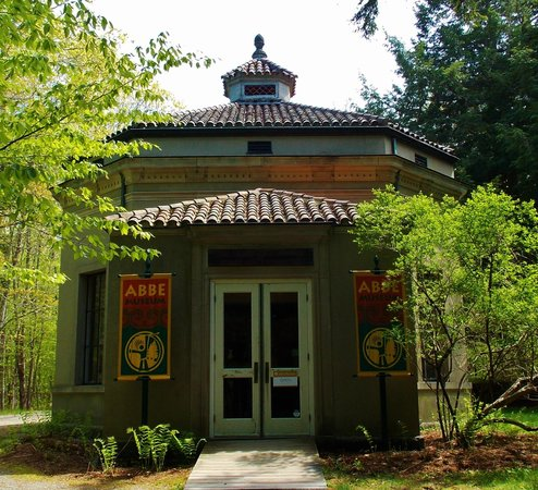 Abbe Museum: The smaller Abbe