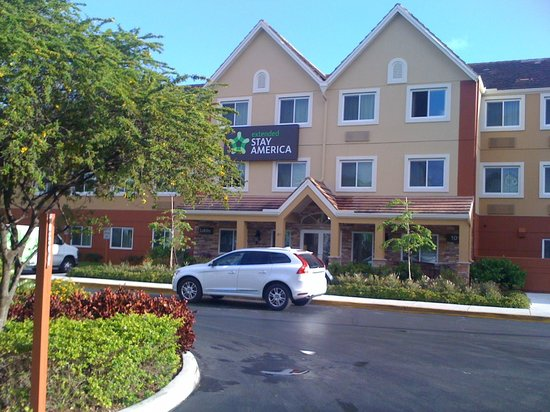 Extended Stay America - Miami - Airport - Blue Lagoon: Hotel exterieur