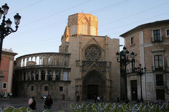 Plaza de la Virgen: PLAZA DELLA VIRGEN