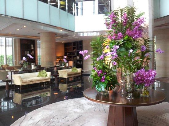 Sofitel Bangkok Sukhumvit: Lobby do Sofitel