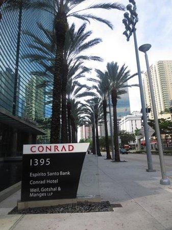 Conrad Miami: hotel