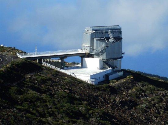 Roque de Los Muchachos: Observatory