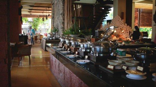 Ramayana Resort & Spa: Restaurant