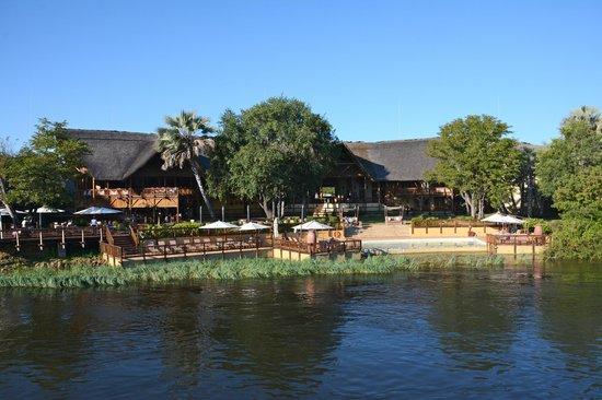 The David Livingstone Safari Lodge & Spa: From the Zambezi