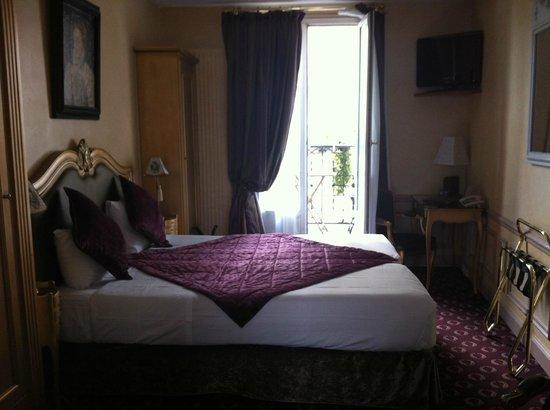 Hôtel Résidence Henri 4: Room