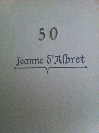 Hôtel Résidence Henri 4: Room 50