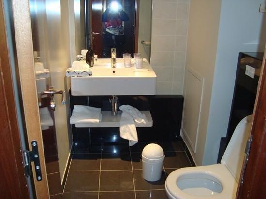 Adagio Paris Tour Eiffel: banheiro primeiro andar