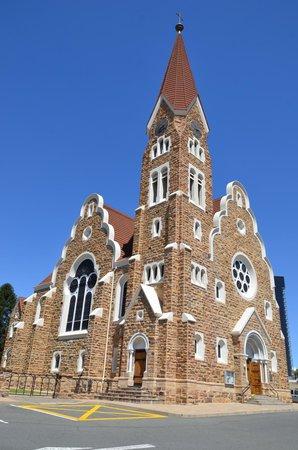 Christuskirche: Igreja de Cristo-Windhoek