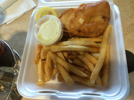 Nico's Pier 38 : Fish & Chips