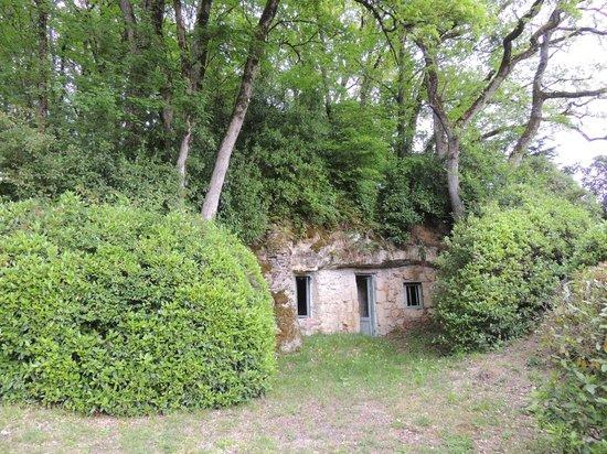 Chateau de Nazelles Amboise : Hidden spots on the property