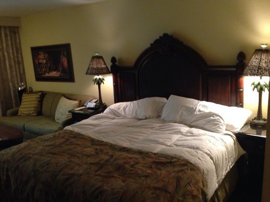 The Inn at Key West : 1 king bed room