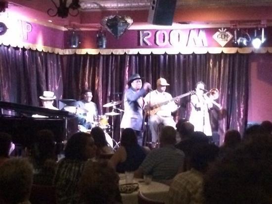 Little Gem Saloon in New Orleans: Kermit Ruffins