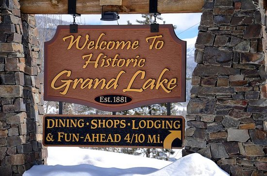 Western Riviera Lakeside Lodging & Events: Historic Grand Lake