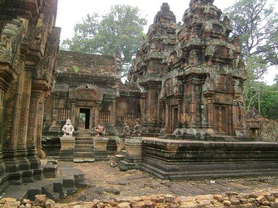 Banteay Srei : Temple shot