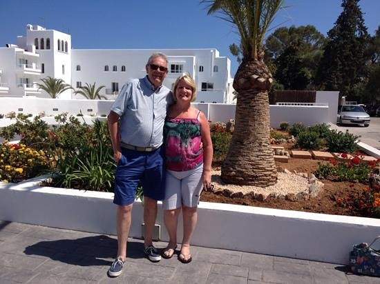 TUI BLUE Rocador : very happy Rocador holidaymakers