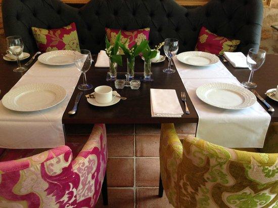 Chateau de Roussac : Enjoy our buffet breakfast