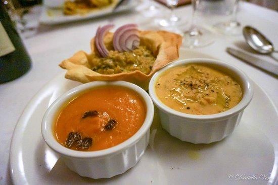 Ristorante Dorando' : Carrot Soup