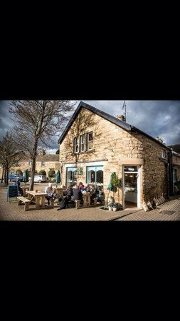 Village Green: The Square, Eyam