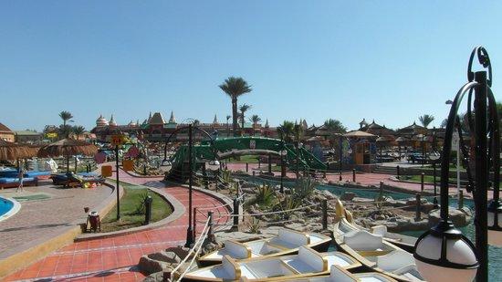 Aqua Blu Sharm: hotel and grounds