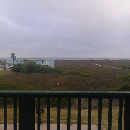 Sea Isle Village: View from the front door and window