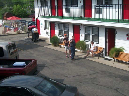 Fitzgeralds Motel: Eugene