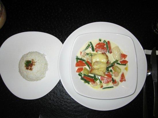 Le 48, Zen & Happy Rezort: Seafood Gragin