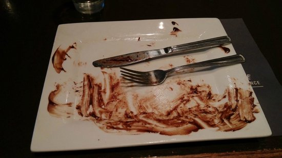 La Bulle au carre: BAM!!! and the crepe is gone
