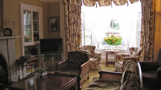 Annfield Guest House: Beautiful sitting room