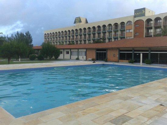 Ravena Cassino Hotel : Hotel