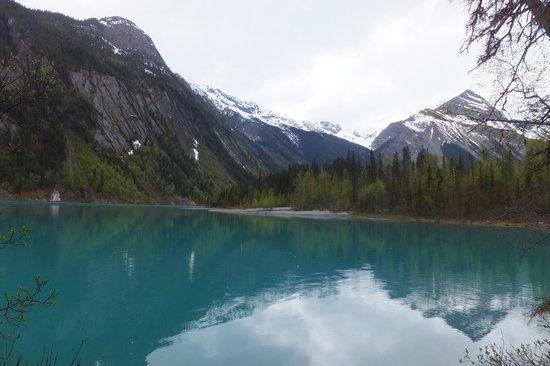 Bearberry Meadows Guest House : Kinney Lake, am Mount Robson