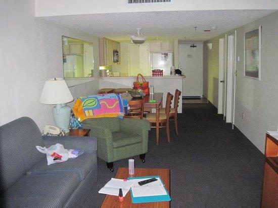 Beach Cove Resort: Room 1104