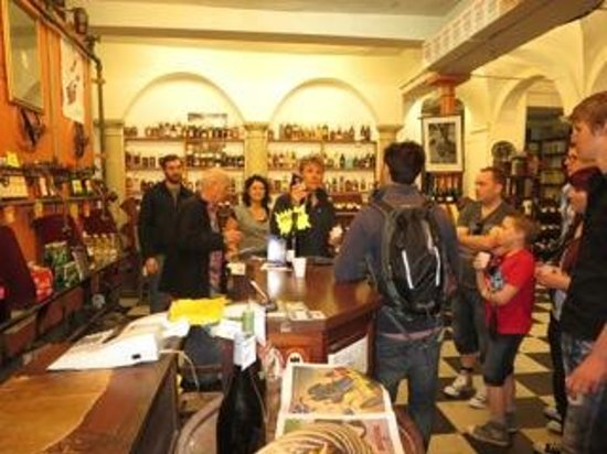 A Taste of Nice Food Tours: Is wine was cheap as water?