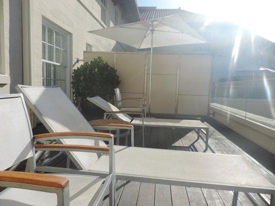 Casa Marina Key West, A Waldorf Astoria Resort: Balcony