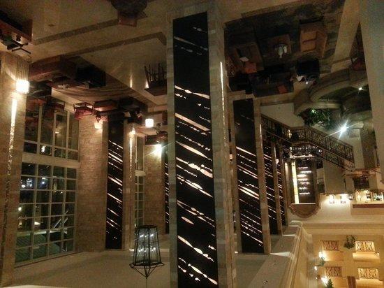 JW Marriott Phoenix Desert Ridge Resort & Spa: Lounge Area