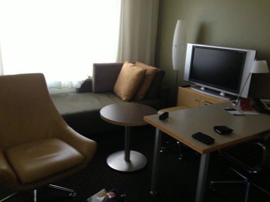 Novotel Melbourne St Kilda : Room