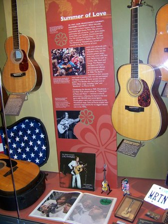 Martin Guitars: Summer of love