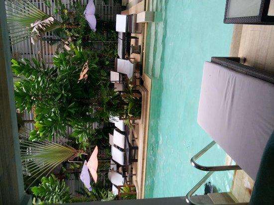 Aree Tara Resort: our pool access room
