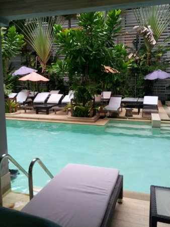 Aree Tara Resort: our pool access room