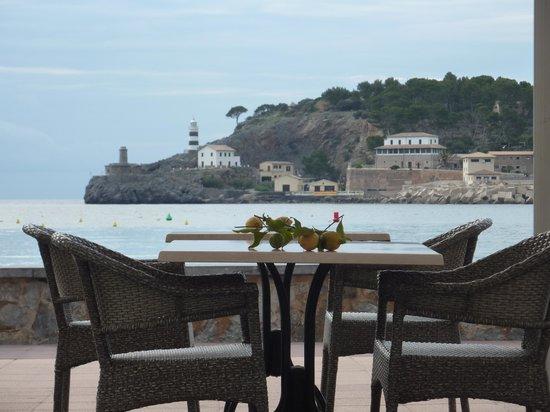 Restaurante Es Passeig: lovely view