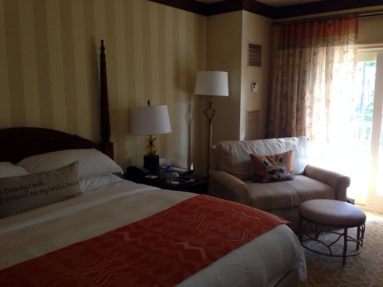 The Ritz-Carlton Reynolds, Lake Oconee: Deluxe room