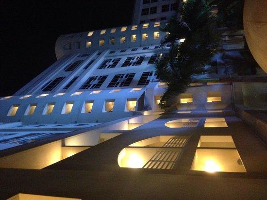 Seminole Hard Rock Hotel Hollywood : view from balcony