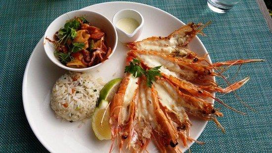 Two Oceans Restaurant: Langoustines