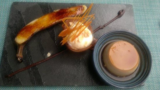 Two Oceans Restaurant: Dessert