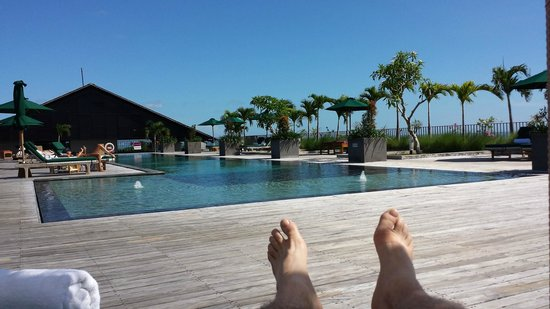U Paasha Seminyak: The stunning rooftop pool