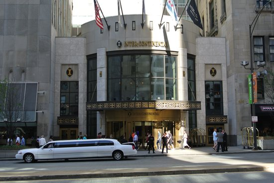 InterContinental Chicago Magnificent Mile: InterContinental Chicago