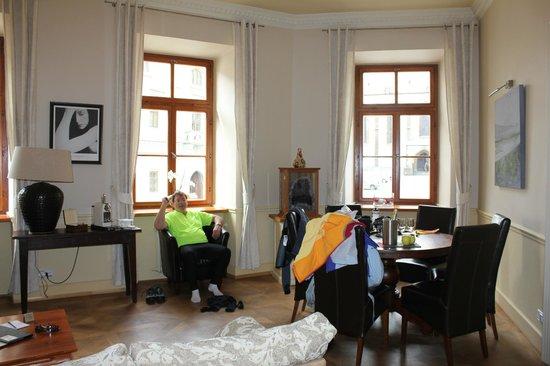 Hotel Nautilus: Presidential Suite - room